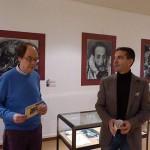 Inaugurada la exposición «Expedientes Greco» en el Archivo Histórico Provincial de Ciudad Real