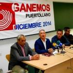 """El Frente Cívico se compromete a impulsar Ganemos como alternativa electoral para """"sacar a Puertollano de esta situación penosa"""""""