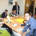 Puertollano: El Centro Nacional muestra a los estudiantes la aplicación práctica del hidrógeno
