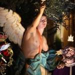 La Agrupación Musical San Miguel Arcángel renueva el compromiso para acompañar a la Oración en el Huerto de Puertollano