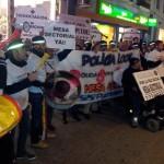 Puertollano: La Policía Local aclara que sus reivindicaciones no son salariales, aunque recuerda que al secretario municipal se le subió el sueldo «de manera abultada»