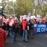 CCOO insta al Ministerio de Industria a no tomar ninguna decisión que sea irreversible para Elcogas