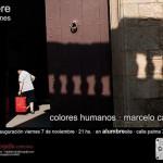 """Ciudad Real: Marcelo Caballero retrata con """"Colores humanos"""" la vitalidad urbana"""