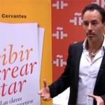 Un libro del puertollanero Mateo Coronado enseña a crear mundos literarios de la mano del Instituto Cervantes
