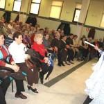 Puertollano: La concejala de políticas sociales, en la Semana Cultural del Centro de Mayores I