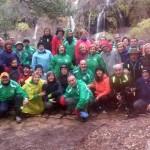 Puertollano: El Club Pozo Norte recorrió la Serranía de Cuenca por los nacimientos de los ríos Júcar y Cuervo