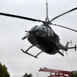 Ciudad Real: Ganemos apoyará la retirada del helicóptero al ser una demanda «cargada de razón»