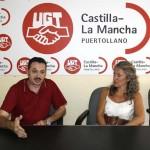 """UGT acusa al Ayuntamiento de Puertollano de """"incitar a la división sindical"""" para """"malograr"""" las peticiones de los policías locales"""