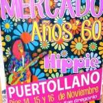 El Puertollano ye-yé vuelve con un mercado hippie en El Bosque