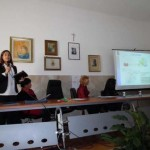 Rosa Romero participa en Italia en la red de ciudades europeas lideradas por alcaldesas
