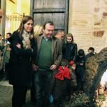 """""""Es la esencia de la Navidad"""": Rosa Romero inaugura el Belén Municipal"""