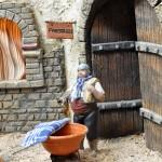 Hacia Belén va una 'zurra': El Nacimiento montado por los Pandorgos