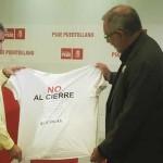 """Moreno (PSOE): """"Lo que pretendíamos ayer era exigir a Cospedal que cumpliera con el mandato de las Cortes para garantizar viabilidad y futuro a Elcogas"""""""