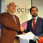 Carlos Marín presidirá Fecir desde la austeridad y con el compromiso de hacer las cosas «de una forma distinta»