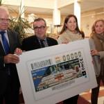 El cupón de la ONCE del 7 de enero estará dedicado al centenario del Parque de Gasset