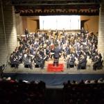 Bolote acompañó a la Banda Municipal de Música de Daimiel en su tradicional concierto de Navidad