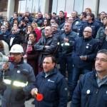 Elcogas y la lucha obrera en la era digital: las últimas protestas contra el cierre alcanzan el millón de impactos en Twitter