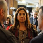 Tradicional encuentro navideño de la alcaldesa con los medios de comunicación de Ciudad Real