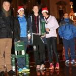 Serafín Pareja y Fátima de la Llave ganan la III Carrera Solidaria de Almodóvar del Campo