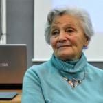 Gianna Prodan retrata la «desidia» de la clase política a la hora de preservar la obra de Joaquín García Donaire