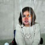 Globos verdes por Beatriz: Poblete se vuelca con su niña bonita