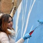 El Ayuntamiento de Ciudad Real promueve el grafiti artístico y responsable