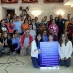 El Ayuntamiento de Herencia y Laborvalía reconocen la labor del CEIP Carrasco Alcalde para la integración de los discapacitados