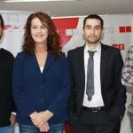 Juventudes Socialista de Ciudad Real reivindica la lucha por los derechos humanos