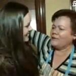 Puertollano: El programa de Ana Rosa retransmite en directo el sorpresón que Nuria le ha dado hoy a su madre