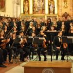 'El Mesías' de la OFMAN empequeñece la Catedral