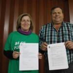 Nuevo éxito de la PAH: Una familia de Torralba logra la devolución de 17.000 euros por cláusulas abusivas y la renegociación de la deuda