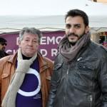 La candidatura 'Claro que podemos' hace pleno en Ciudad Real