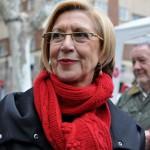 """Rosa Díez asegura en Ciudad Real que la """"necesidad del cambio"""" se va a imponer al 'PPSOE'"""