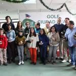 La alcaldesa entrega los trofeos del Torneo organizado por el Club de Golf de Ciudad Real