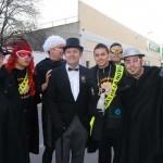 El entierro de la sardina pone fin al Carnavalcázar 2014
