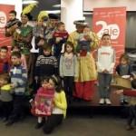 AJE Ciudad Real celebra su tradicional fiesta infantil