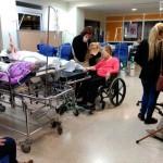 Más apuros en las Urgencias del Hospital de Puertollano
