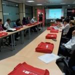 AJE Ciudad Real atendió a 137 emprendedores en 2014 y ayudó a crear 52 nuevas empresas