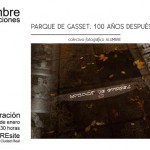 Alumbre conmemora el centenario del Parque de Gasset con una exposición colectiva