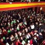 Vox Ciudad Real participa en Madrid en el acto de celebración del primer aniversario del partido