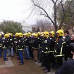 Comunicado de CCOO: La oposición a bomberos del SCIS sigue su curso
