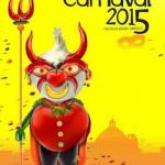 Miguelturra: Rubén Lucas García gana el concurso del cartel anunciador del Carnaval