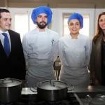 Ciudad Real: La prestigiosa escuela Cordon Bleu les echa el ojo a dos jóvenes cocineros del IES Santa María de Alarcos