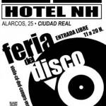 Ciudad Real acoge el sábado la Feria del disco