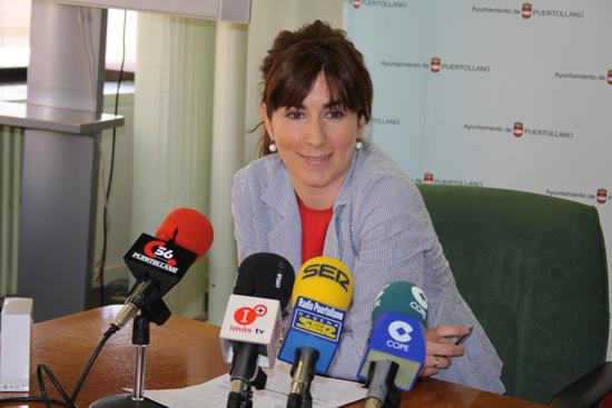 Eva Morales, una de las portavoces de Izquierda Socialista (Archivo)