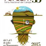 Manzanares: Don Quijote protagoniza el cartel de FERCAM 2015