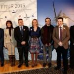 Don Quijote, Santa Teresa y los empresarios turísticos compartirán protagonismo en el stand de Castilla-La Mancha en FITUR 2015