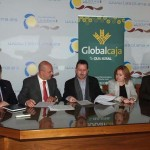 Firma de Globalcaja con el Ayuntamiento de La Solana
