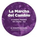 Cientos de ciudadrealeños se sumarán a la 'Marcha del cambio' convocada por Podemos en Madrid