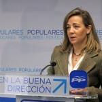 """Lola Merino asegura que el sector agrario es uno de los """"pilares de la recuperación económica"""" en Castilla-La Mancha"""